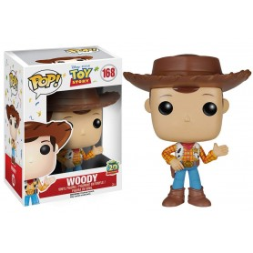 Toy Story POP! Disney Vinyl Figura 20th Anniversary Woody 168