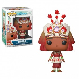 Figura Funko Pop! Moana (Ceremony) 417