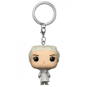 Llavero Pocket POP! Daenerys (White Coat)