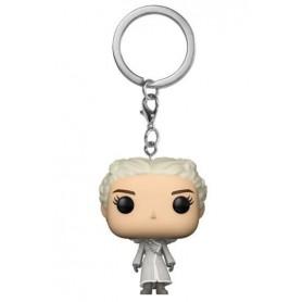 Llavero Pocket POP! Daenerys (White Coat)