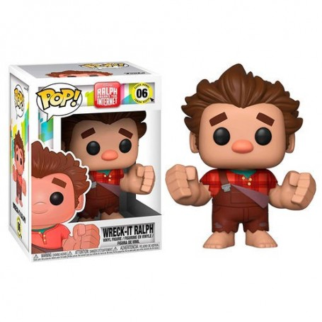 Figura POP Disney Wreck-It Ralph 2 Wreck-It Ralph