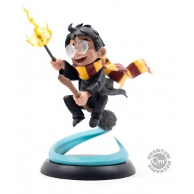 Harry Potter Figura Q-Fig Harry Potter's First Flight 10 cm