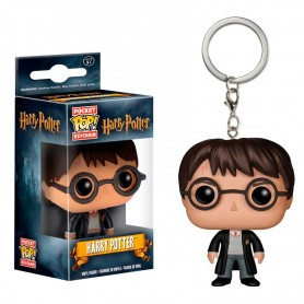 Harry Potter Llavero Pocket POP! Vinyl Harry Potter 4 cm