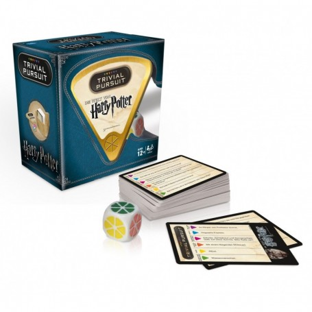 Trivial Pursuit Bite Harry Potter (Idioma Español)
