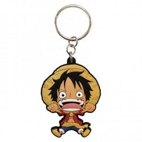 Llavero Luffy - One Piece