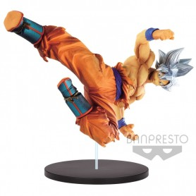 Figura Ultra Instinct Dragon Ball Super Son Gokou Fes vol. 8 20cm