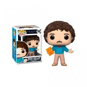 Friends Figura POP! TV Vinyl 80's Ross 9 cm