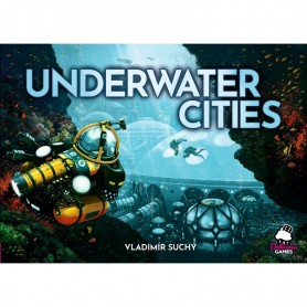 UNDERWATER CITIES + PROMO
