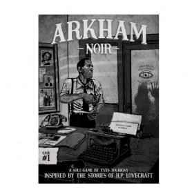 Arkham Noir 1 - Asesinatos del culto de la bruja