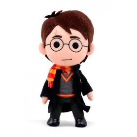 Harry Potter Peluche Q-Pal Harry Potter 20 cm