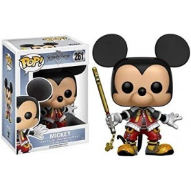 Kingdom Hearts POP! Disney Vinyl Figura Mickey 261