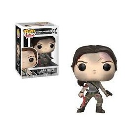 Tomb Raider POP! Games Vinyl Figura Lara Croft 9 cm