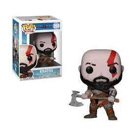 God of War POP! Vinyl Figura Kratos 9 cm
