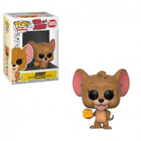 Hanna-Barbera Figura POP! Animation Vinyl Tom & Jerry Jerry 9 cm