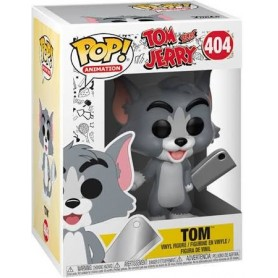 Hanna-Barbera Figura POP! Animation Vinyl Tom & Jerry Tom 9 cm