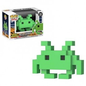 Space Invaders POP! 8-Bit Vinyl Figura Medium Invader 9 cm