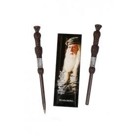 Set Punto de libro y Boligrafo Dumbledore Harry Potter