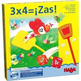 3 x 4 : Zas