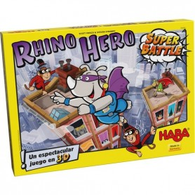 Rhino Hero – Super Battle