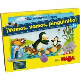 Mis primeros juegos – ¡Vamos, vamos, pingüinito!