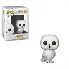 Harry Potter POP! Movies Vinyl Figura Hedwig 9 cm
