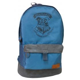 Mochila Hogwarts Azul Harry Potter