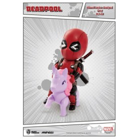 Marvel Comics Figura Mini Egg Attack Deadpool Pony 9 cm