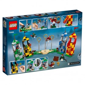 LEGO® Harry Potter™ - Partido de Quidditch™
