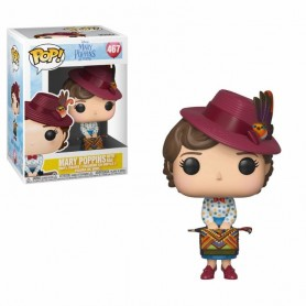 Mary Poppins POP! Vinyl Figura Mary Poppins with bag 467