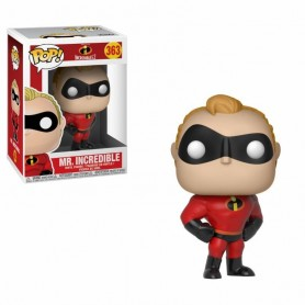 Los Increíbles 2 POP! Disney Vinyl Figura Mr. Incredible 363