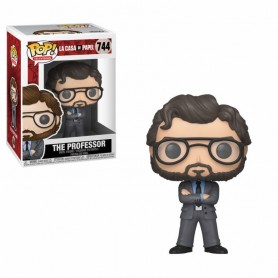 La casa de papel POP! TV Vinyl Figura The Professor 744