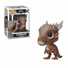 Jurrasic World 2 POP! Movies Vinyl Figura Stygimoloch 587