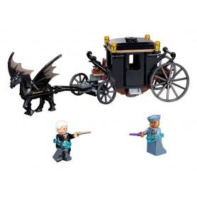 LEGO Animales Fantásticos - Huida de Grindelwald