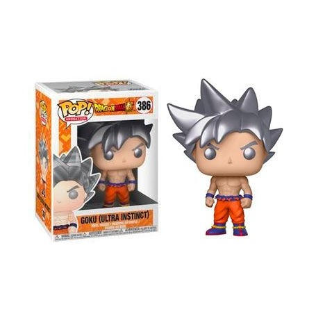 Dragonball Super POP! Goku Ultra Instinct  386
