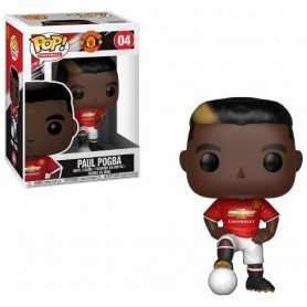 EPL POP! Football Vinyl Figura Paul Pogba (Manchester United) 9 cm