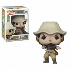 One Piece POP! Television Vinyl Figura Usopp 401