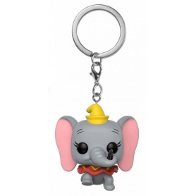 Dumbo Llavero Pocket POP! Vinyl Dumbo 4 cm