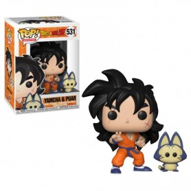 Dragonball Z Figura POP! Animation Vinyl Yamcha & Puar 531