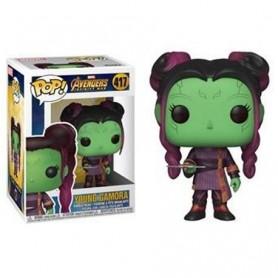 Avengers Infinity War Figura POP! Movies Vinyl Young Gamora with Dagger