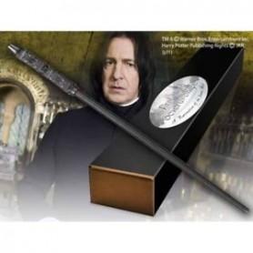 Varita mágica de Severus Snape (edición Carácter)
