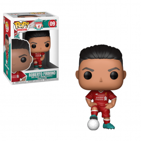 Figura Funko Pop! Roberto Firmino (Liverpool) 09