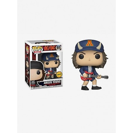AC/DC POP! Rocks Vinyl Figuren Angus Young 91 CHASE