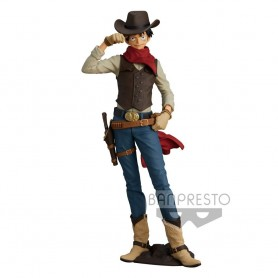 One Piece Estatua PVC Treasure Cruise World Journey Monkey D. Luffy 21 cm