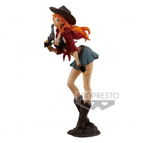 One Piece Estatua PVC Treasure Cruise World Journey Nami 19 cm