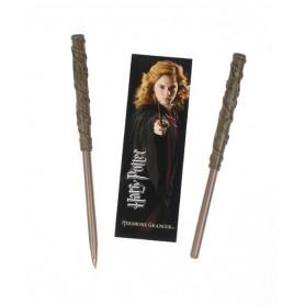 Harry Potter Set Punto de libro y Boligrafo Hermione