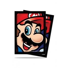 Fundas Super Mario Standard 66x91 65uds.