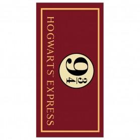 Harry Potter Toalla Hogwarts Express 180 x 90 cm