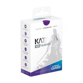 Ultimate Guard Katana Sleeves Tamaño Estándar Violeta (100)