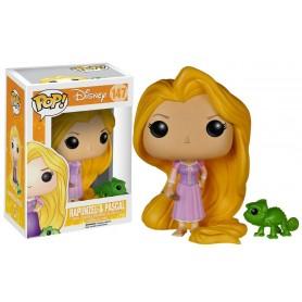 Enredados POP! Vinyl Figura Rapunzel & Pascal 9 cm
