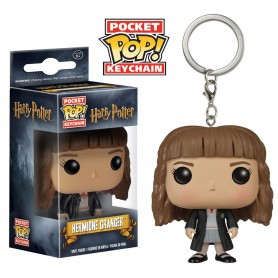 Harry Potter Llavero Pocket POP! Vinyl Hermione Granger 4 cm